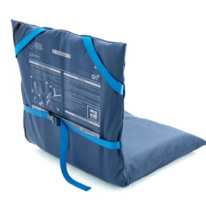 Cojín antiescaras Repose® Care-Sit de asiento y respaldo con funda Inside®